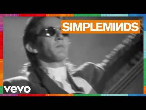 Simple Minds - Street Fighting Years (Live)