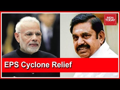 South Super Fast | Cyclone Gaja Relief: Tamil Nadu CM To Meet PM