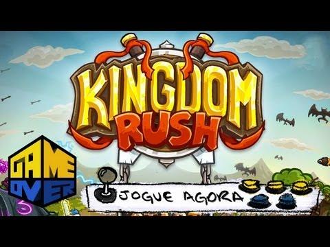 Jogue Agora o Kingdom Rush
