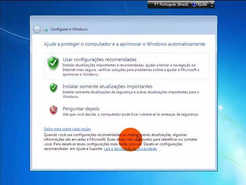 Como Remover Linux e Instalar Windows