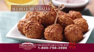 Omaha Steaks Unboxing