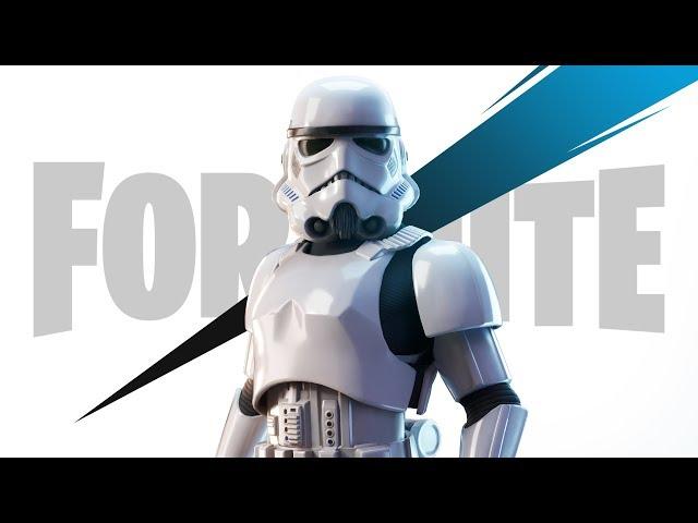 Fortnite - Imperial Stormtrooper Announce Trailer thumbnail