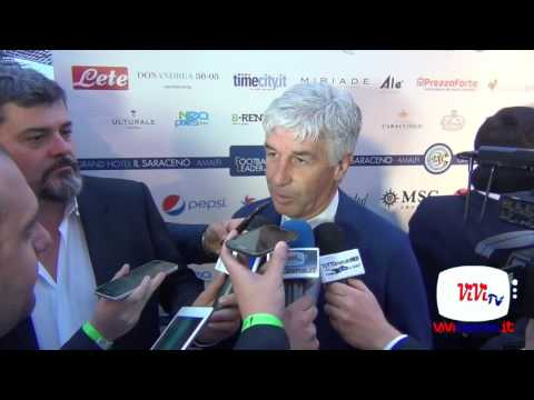 ESCLUSIVA, Football Leader 2016, Gian Piero Gasperini
