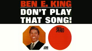 Ben E King Stand By Me Official Audio