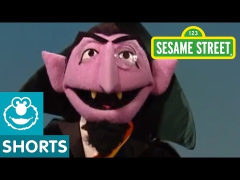 Sesame Street: The Count Counts Once More With Feelings Video