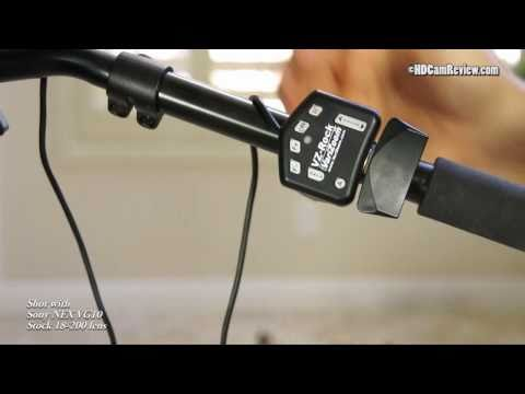 Varizoom VZ Rock Video camera remote