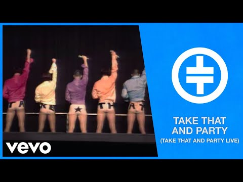 Take That - Take That And Party (Take That And Party Live)
