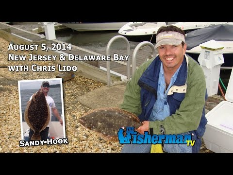 August 5, 2014 New Jersey/Delaware Bay Fishing Report