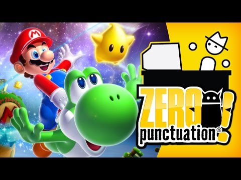 SUPER MARIO GALAXY 2 (Zero Punctuation)