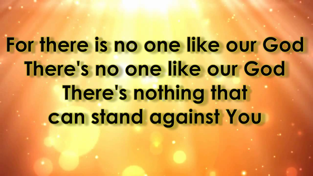 The stand hillsong