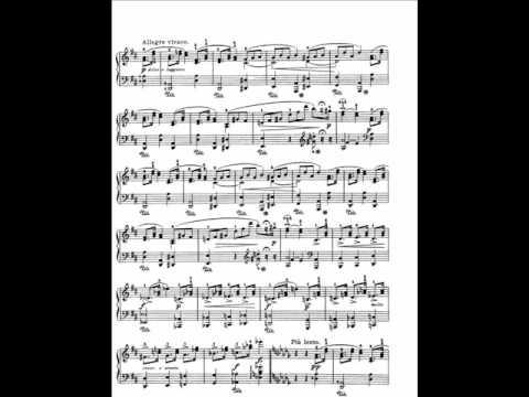 Григ Эдвард - Лирические пьесы, тетрадь  6, op.57