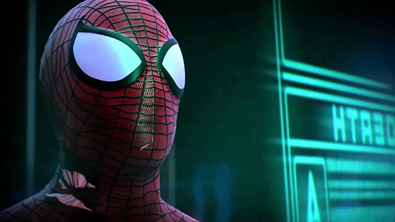 человек паук мультик 4 смотреть: