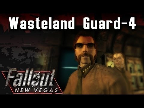 Fallout New Vegas Mods: Wasteland Guard - Part 4