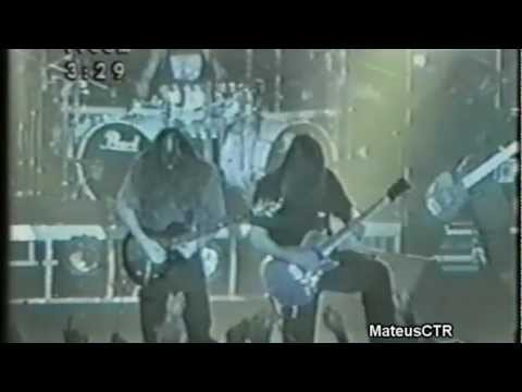 Angra - Metal Icarus live in Japan (Rare footage)