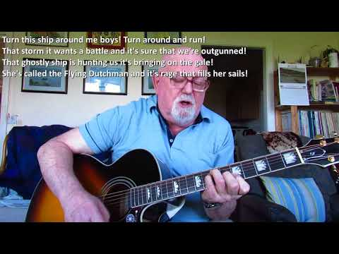 Anthony Archibald Guitar Guitar The Roving Kind Including
