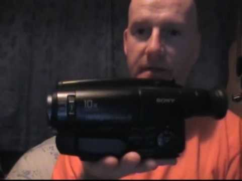 sony video 8 handycam