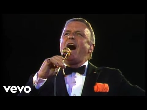 Frank Sinatra - New York, New York (Live At Budokan Hall, Tokyo, 1985)