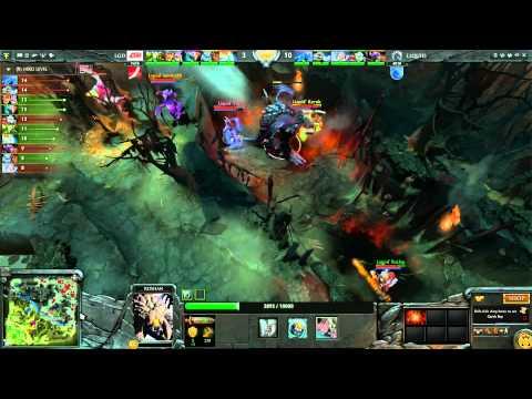 Liquid vs LGD cn LB Round 2C 1 of 1   English Commentary
