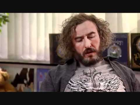 Saxondale - Anger Management Series 2 - Steve Coogan