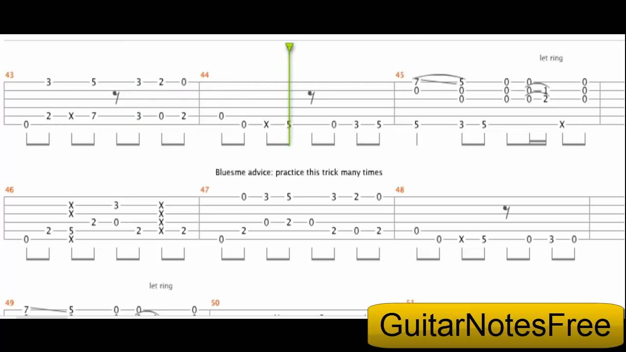 Billie Jean Fingerstyle - Sungha Jung Guitar Tab HD - YouTube