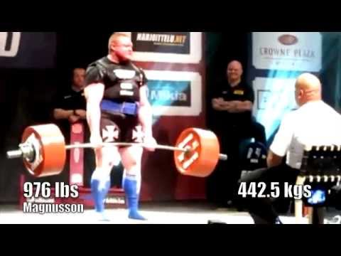 Deadlift Compilation II Image 1