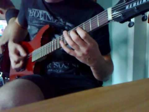 Lamb Of God - Now You've Got Something To Die For (Guitar Cover)