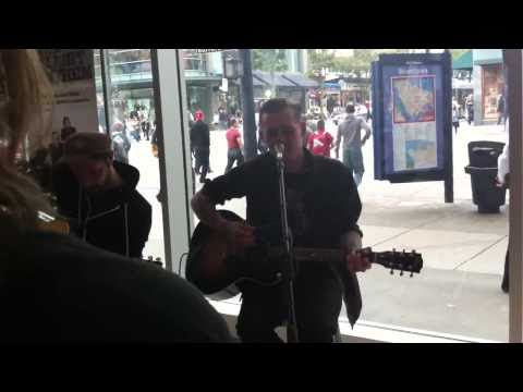 She Loves You live @ HMV - The Gaslight Anthem