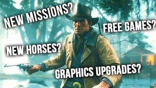 RED DEAD REDEMPTION 2 PC DETAILS REVEALED, UBISOFT CAVES UNDER PRESSURE, & MORE