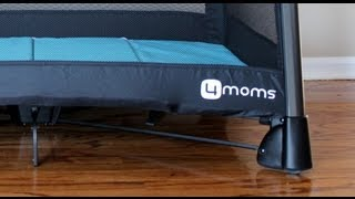 4Moms Breeze Playard Review by Baby Gizmo