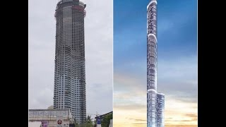World One Tower/Mumbai- World's Tallest Residential Building- 443m Tower- 2016 May UPDATE-