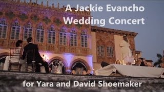 Jackie Evancho - Wedding Concert