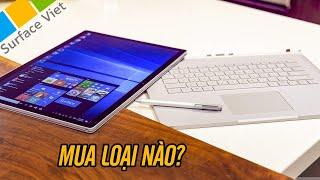 Có bao nhiêu máy Surface Book chính hãng của Microsoft hiện nay?