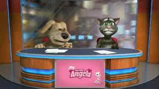 Talking Tom & Ben News 20th century fox theme