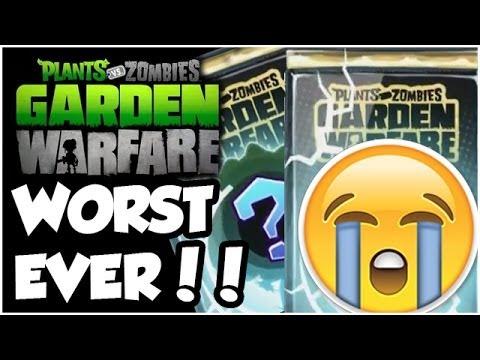 Plants vs. Zombies Garden Warfare - WORST STICKERS EVER!! UNREAL!! Gameplay Walkthrough (1080p HD)