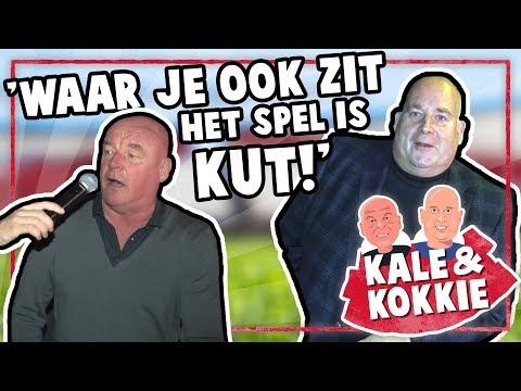 Kale & Kokkie kijken Ajax vanuit de skybox
