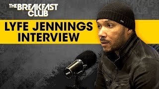 Lyfe Jennings Talks New Music, Lyrics And Where R&B Has Gone