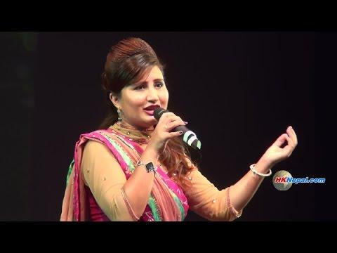 Anju Panta | Tirkha Lagyo Pani Khaye | Sahara Sanjh - 2  | Hong Kong video