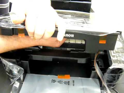 Ciss continuous ink system for Pixma MG5150 - MG5250