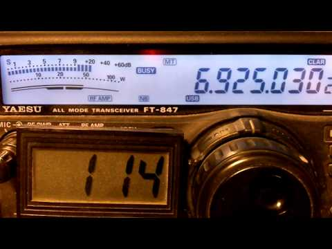 Pirate Radio 2012 Halloween Airchecks Video