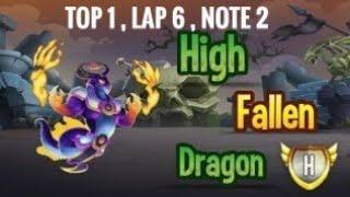 Dragon City tập 7 : Đạt Được Top 1 Ở Lap 6 Cuộc Đua Heroic và Độ Căng Thẳng Của Đấu Trường 😥😥😥