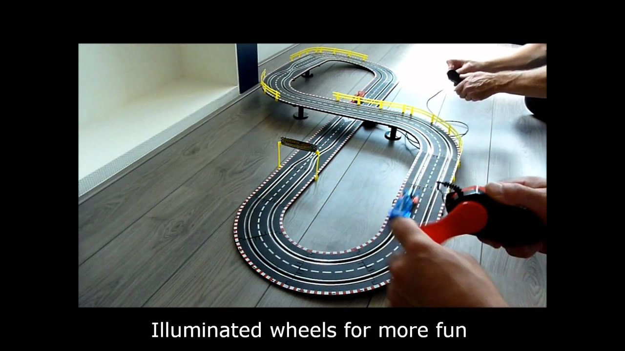 circuit voiture de course youtube. Black Bedroom Furniture Sets. Home Design Ideas