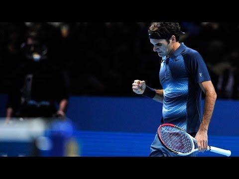 Roger Federer best Point Ever In 2014