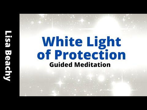 White Light of Protection Through the Heart Meditation Video