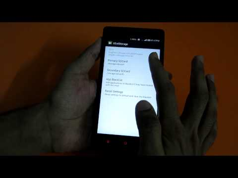 Move apps to SD card for Redmi Note - Working SUPERB ! MIUI 5