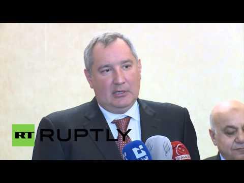 Syria: Russian deputy PM meets Assad ahead of elections