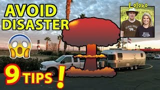 "For Beginners: HOW TO AVOID DISASTER WHEN REFUELING YOUR RV - ""9 TIPS!"""