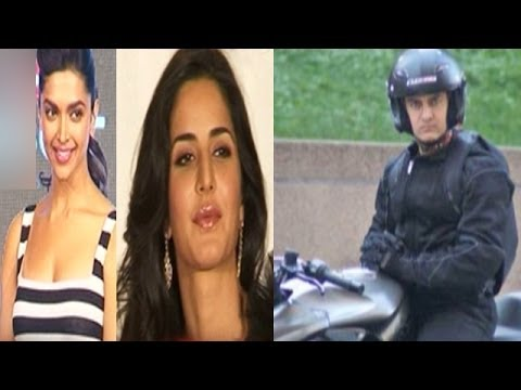 Planet Bollywood News - Katrina Kaif replaced Deepika for a brand endorsement, Aamir khan is not a perfectionist & more