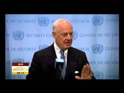 UN to implement 'action plan' for Syria
