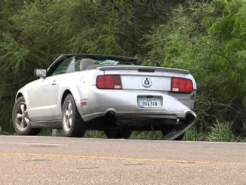 Arlington Car Accident... Alexis Neiers And Tess Taylor 2014