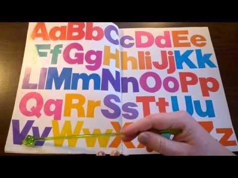 Kindergarten Read Aloud Of Chicka Chicka Boom Boom video